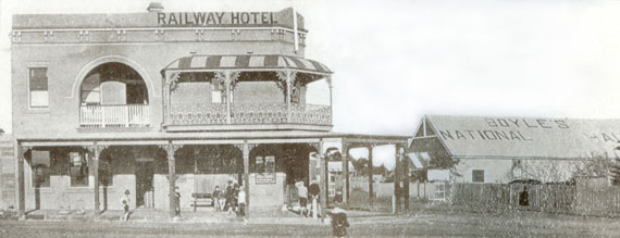 Boyles Sutherland Hotel