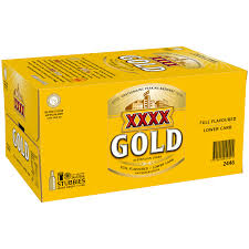 4x gold stubbies